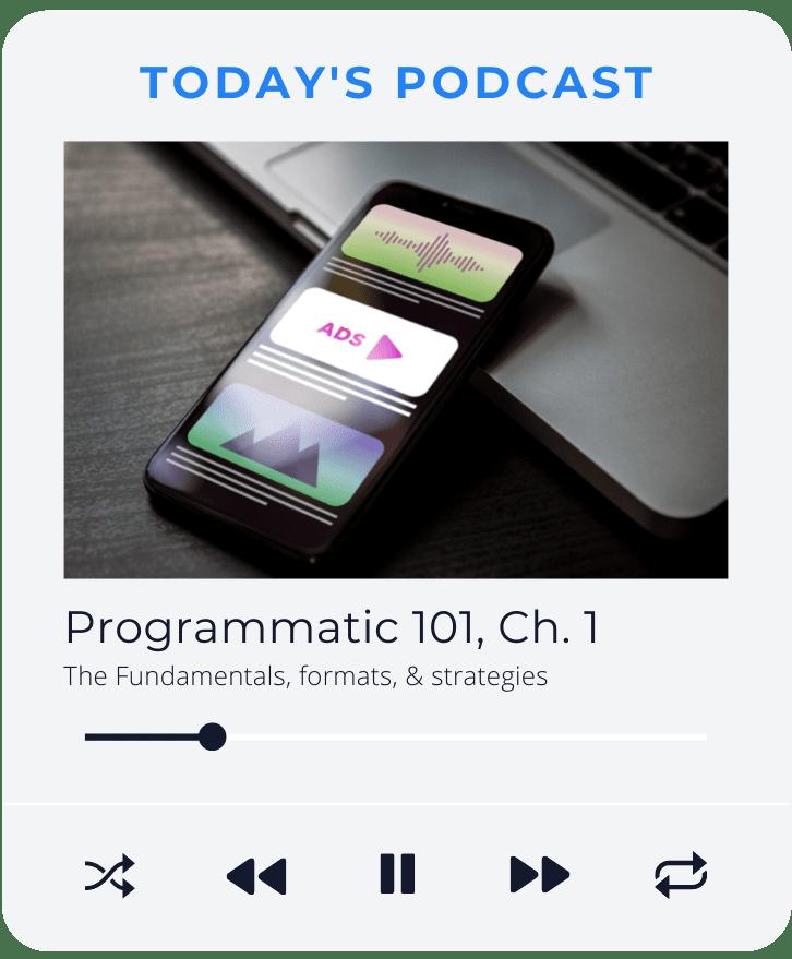 Programmatic 101
