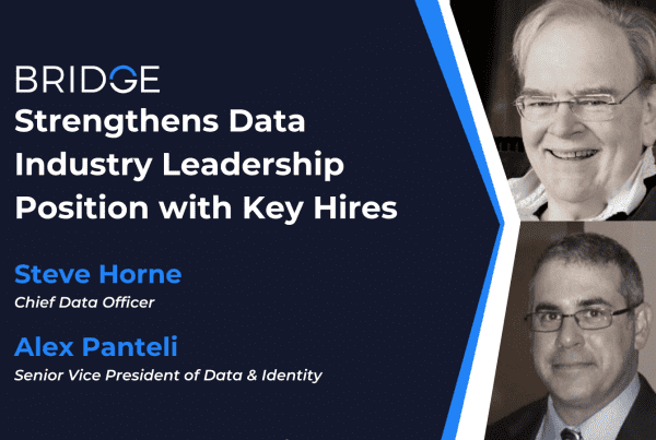 data industry leadership