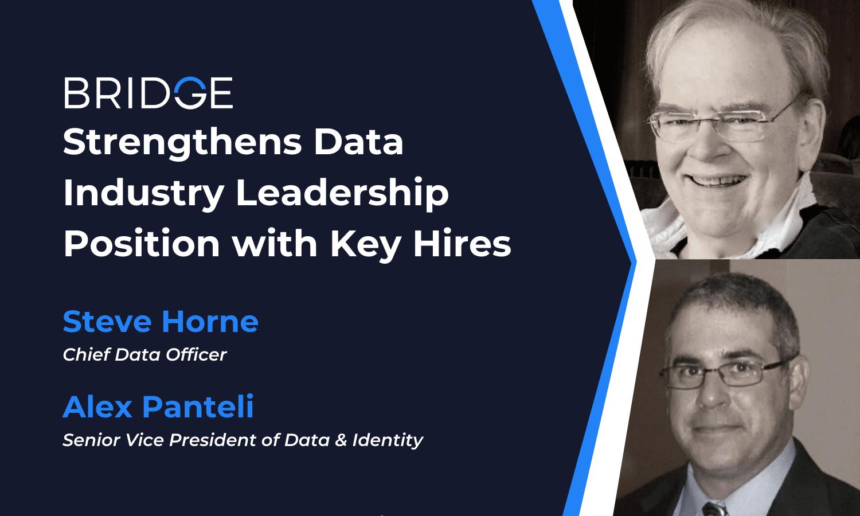 data industry leadership