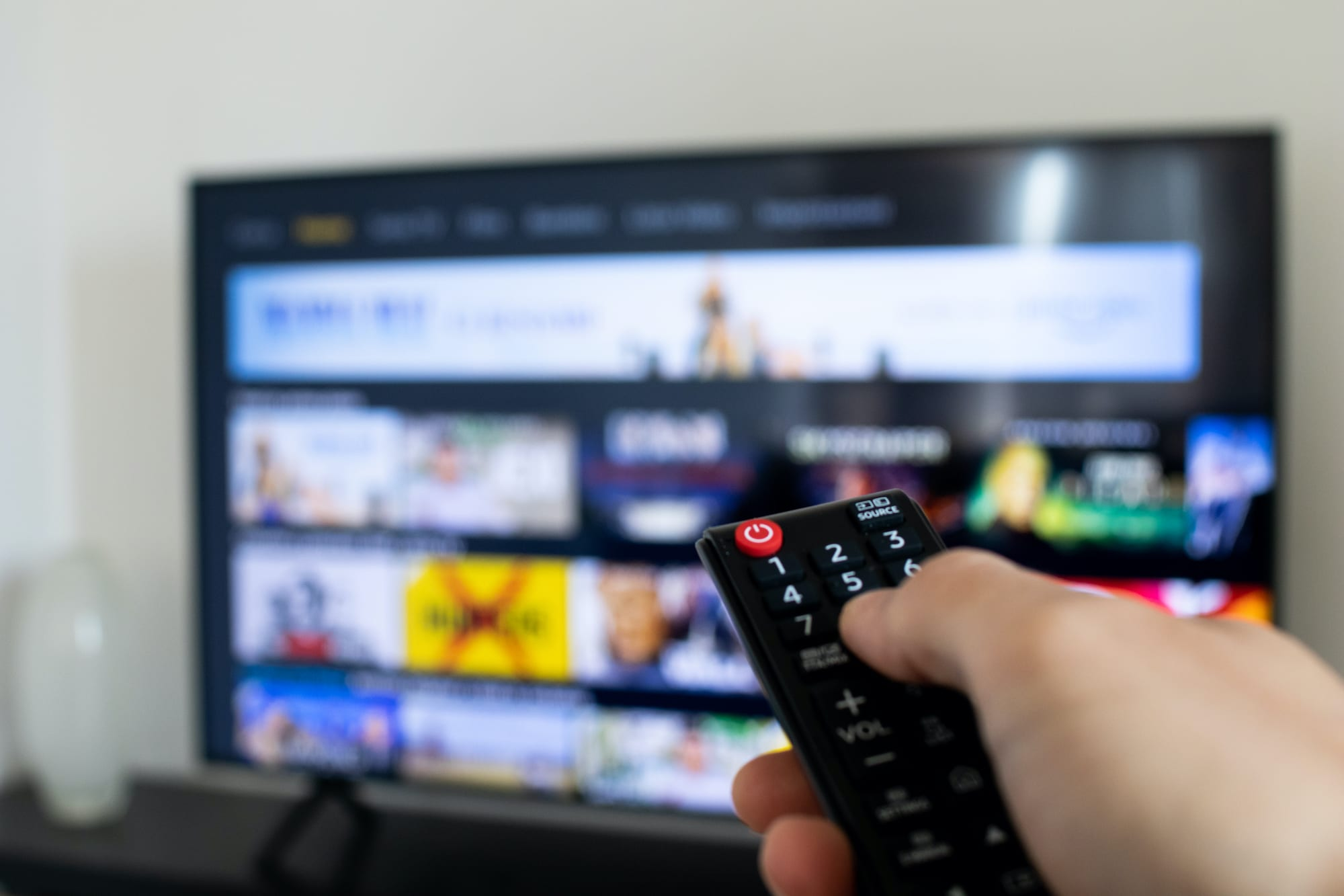 advertise on connected tv