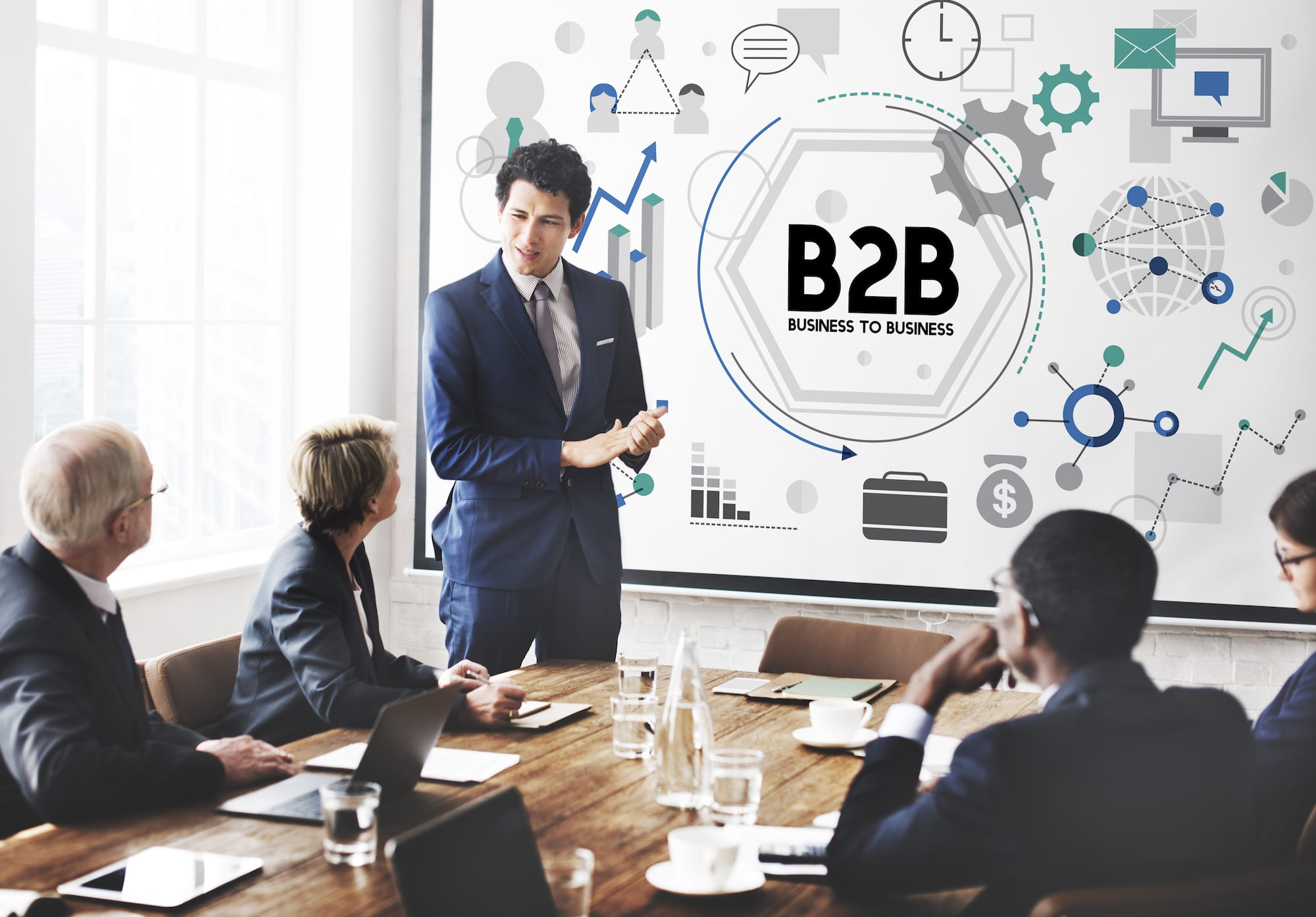 The Benefits of Running B2B Email Blasts